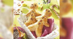 Panaderías Pastelerías Recetas a domicilios.com Hombrecitos