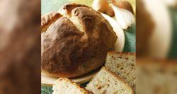 Panaderías Pastelerías Recetas a domicilios.com Pan blanco con cebolla