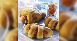 Panaderías Pastelerías Recetas a domicilios.com Pan de cangrejo
